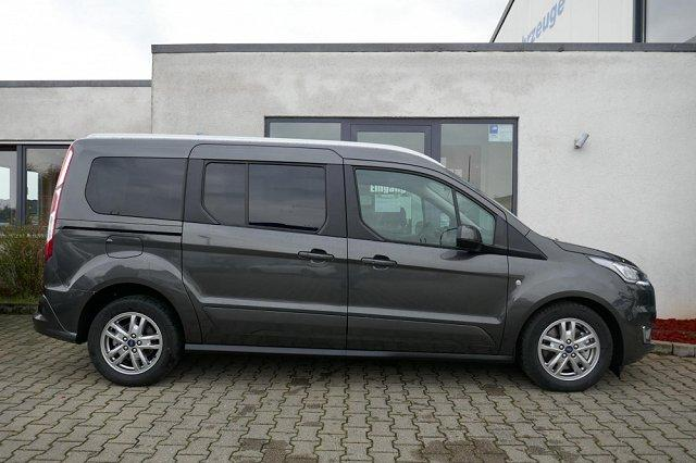 Ford Grand Tourneo - Connect TITANIUM 7Sitz/Xenon/7JGar