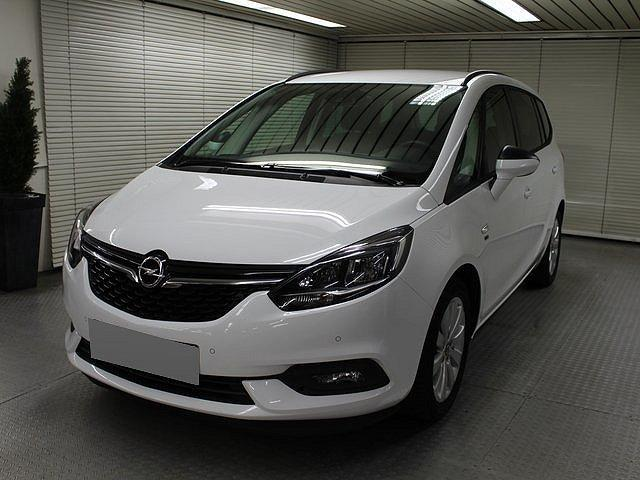 Opel Zafira - 1.6 DIT Start/Stop 120 Jahre 7 Sitze, Navi, Rückfahrkamera
