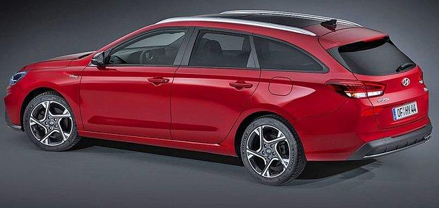 Hyundai i30 Kombi - SW 160 PS AT n. Modell! Trend LED*Cam*Nav