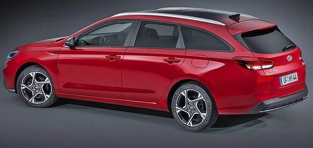 Hyundai i30 Kombi - SW 1.6 CRDi AT n. Modell! Trend LED*Cam*Nav