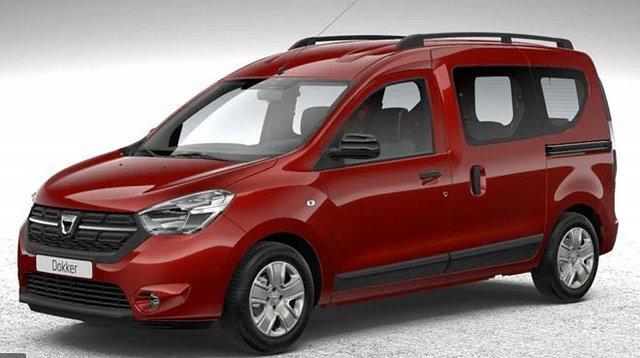 Dacia Dokker - 1.3 TCe 100 Klima*Radio*Funk*Reling