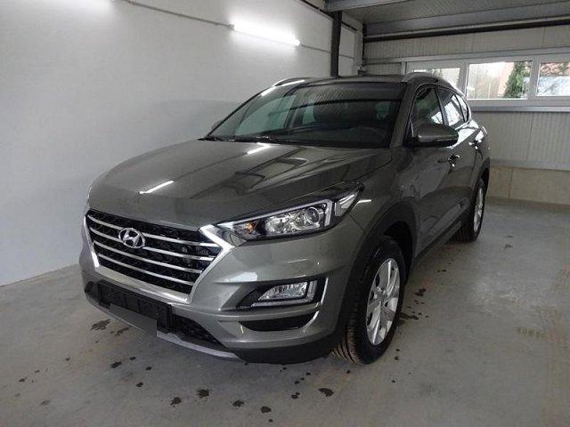 Hyundai Tucson - Adventure 1,6 CRDi 85KW