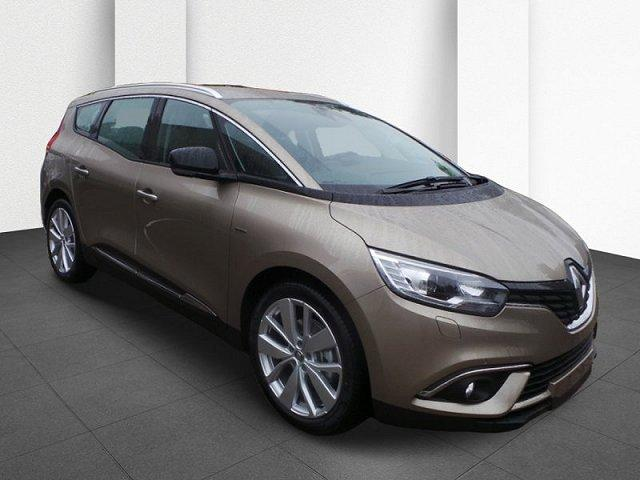 Renault Grand Scenic - TCe 140 Limited 7-Sitze Klimaauto