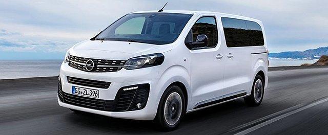 Opel Zafira Life - 2.0 D L Aut. Tourer