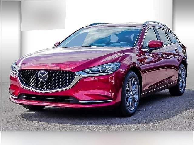 Mazda Mazda6 Kombi - 6 SKYACTIV-G 165 Drive Exclusive-Line ACT-P
