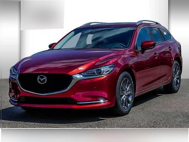 Mazda Mazda6 Kombi - 6 SKYACTIV-G 165 Exclusive-Line Act-P