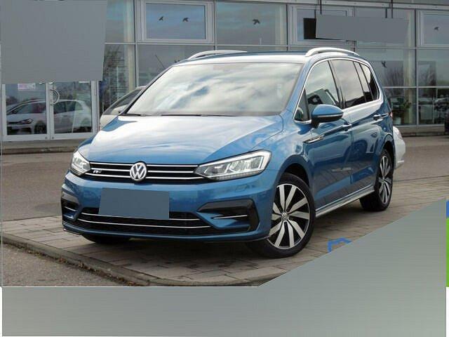 Volkswagen Touran - 1.5 TSI R-LINE HIGHLINE 7-SITZER el. HECK