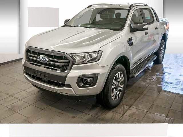 Ford Ranger - Wildtrak DoKa Standheizung Rollo Xenon