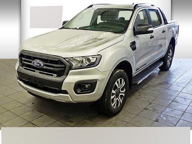 Ford Ranger - 2.0 l Wildtrak DoKa Rollo Xenon Navi ACC AHK