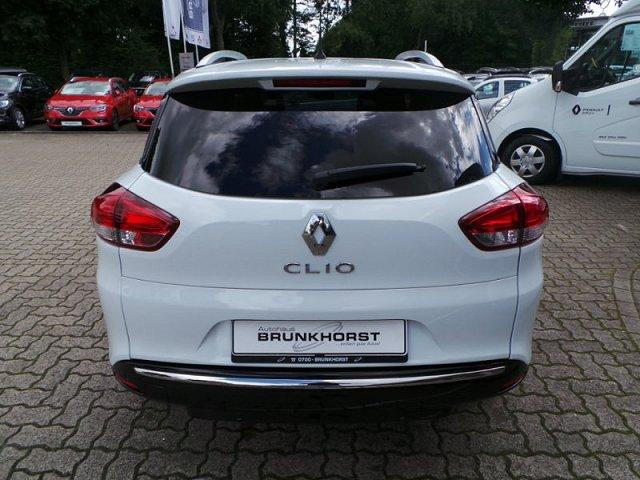 Renault Clio Grandtour - TCe 90 Limited Deluxe Klimaauto