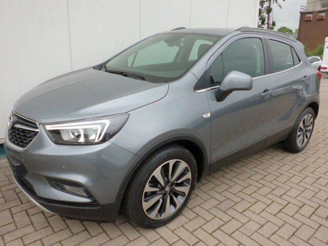 Opel Mokka X - 1.4 Innovation+Navi+Leder+Alu-18quotBicolor
