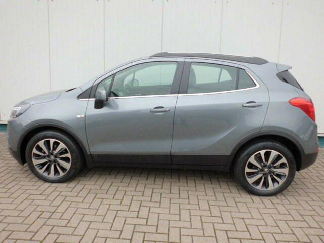Opel Mokka X - 1.4 Innovation+Navi+Leder+Alu-18