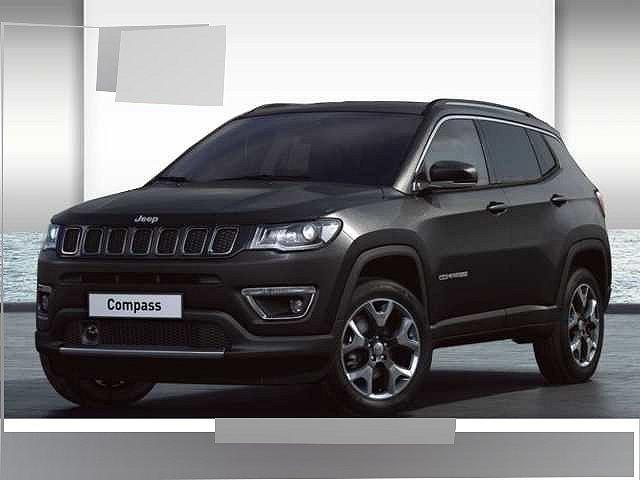 Jeep Compass - MY19 1.4 MultiAir Limited Navi Parkpaket