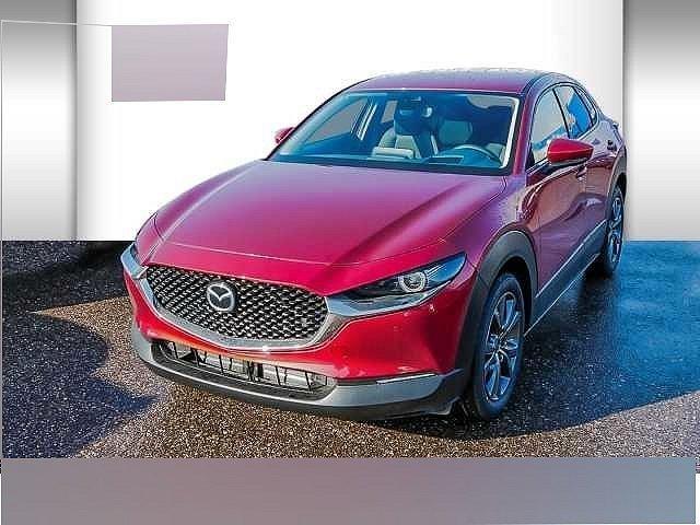 Mazda CX-30 - SKYACTIV-X 2.0 M-Hybrid AWD SELECTION Bose DES-P ACT-P