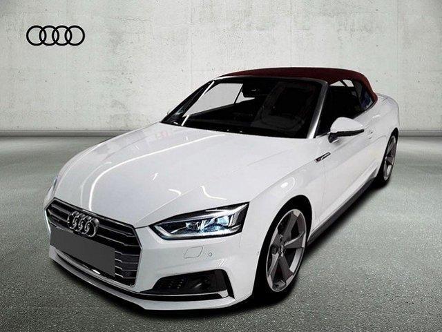 Audi A5 Cabriolet - 40 TDI Quattro S-tronic 2xS-line LE