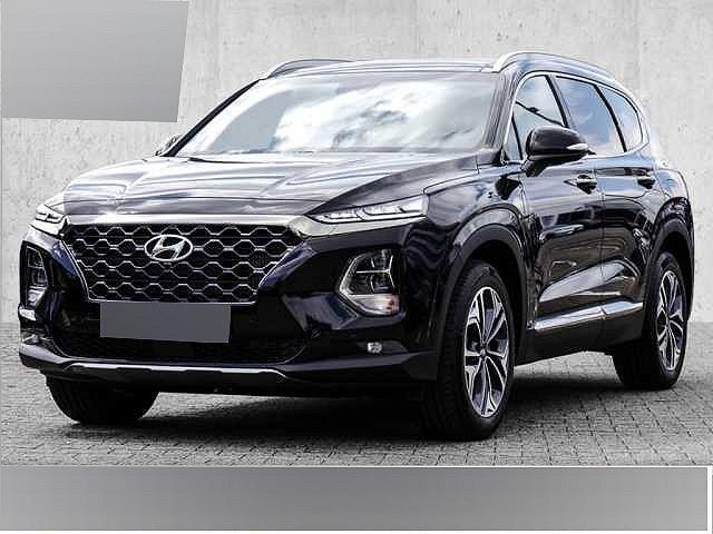 Hyundai Santa Fe - 2.2 CRDi 4WD Automatik SEVEN Premium Leder Klimaautomatik Navi Sitzbelüftung