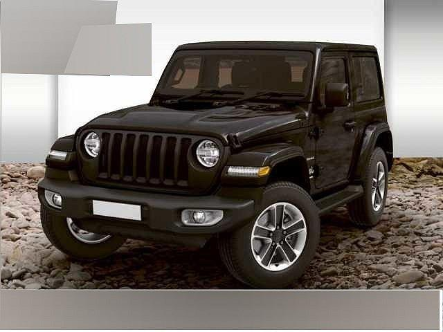 Jeep Wrangler - JL MY19 Sahara 2.2l CRDI 2.2 NEW TECH NAVI SHZ