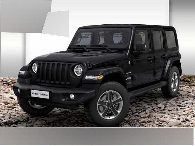 Jeep Wrangler Unlimited - 2.0 T-GDI AWD Automatik Sky One-Touch Sahara