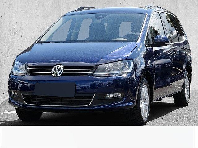 Volkswagen Sharan - 1.4 TSI DSG Comfortline 7-Sitzer Navi PDC SHZ
