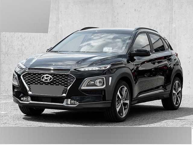 Hyundai Kona - 1.6 T-GDI DCT Premium Navi-Paket Sitz-Paket PDC Sitzheizung