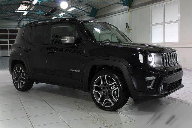 Jeep Renegade - 1,3 T-GDI 2WD LIMITED DDCT E6D