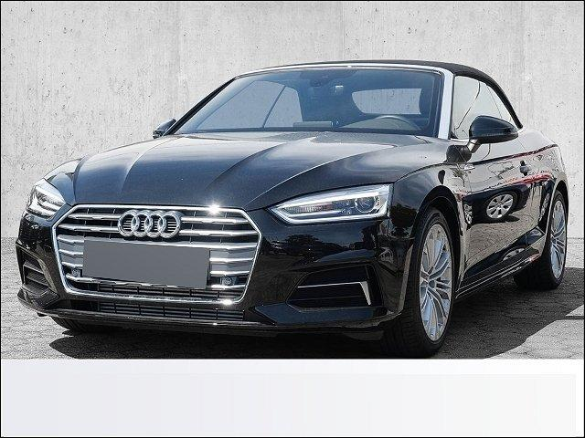 Audi A5 Cabriolet - 40 TFSI S tronic Sport (Navigation plus*Virtual Cockpit*Alcantara)