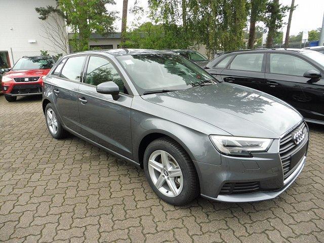 Audi A3 Sportback - 35TDIS-TRONIC+NAVI/LED/VIRT/LEDER