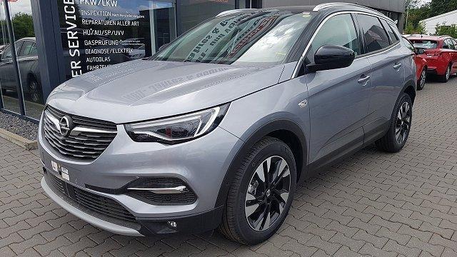 Opel Grandland X - Ultimate*LED*Navi*Shzg*18Zoll*PDC*