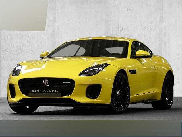 Jaguar F-Type - Coupe AWD Aut. R-Dynamic
