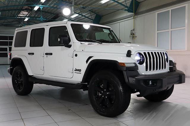 Jeep Wrangler - JL 2,0 T-GDI UNLIMITED 4WD NIGHT EAGLE AUTOMATIK MJ 2020