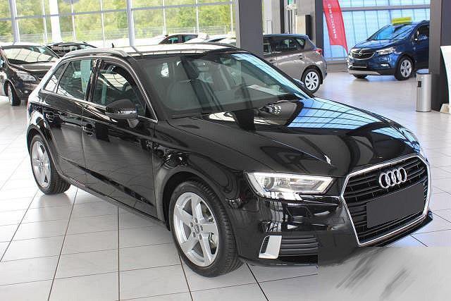 Audi A3 Sportback - 35 TFSI ACT OPF S-TRONIC SPORT NAVI XENON-PLUS LM17