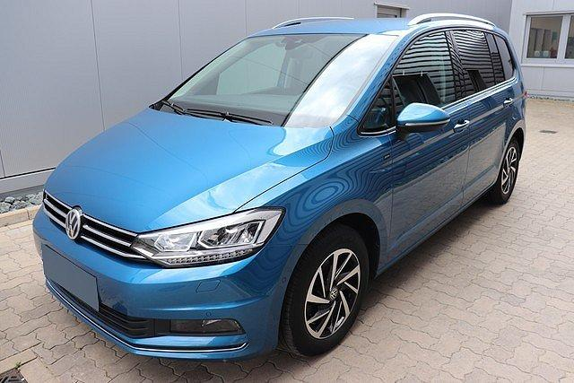 Volkswagen Touran - 1.6 TDI DSG 7.Sitzer Join Navi,LED,Keyless