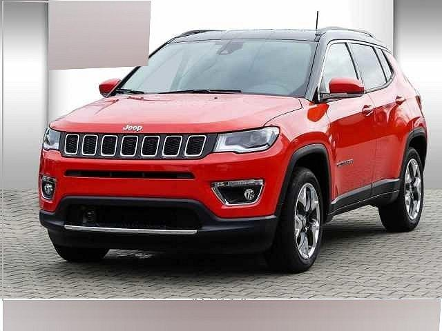 Jeep Compass - 1.4 MultiAir Limited PARK BEATS BI-XENON