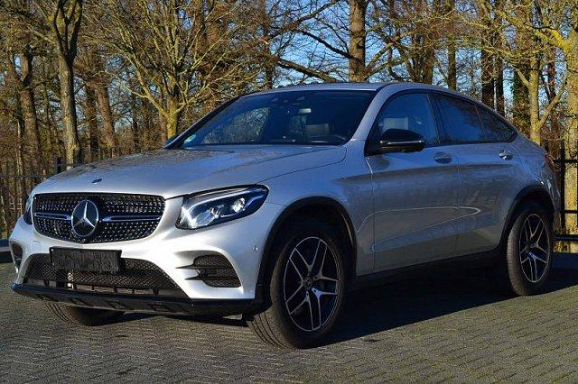 Mercedes-Benz GLC - 250 150 Coupé AMG Night 4M Airmatic