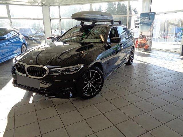 BMW 3er Touring - 320d Aut AHK SportLine Businesspaket LED