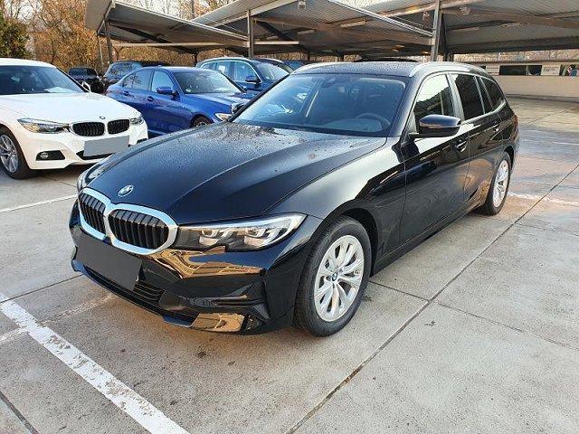 BMW 3er Touring - 318d Aut AHK Advantage Business DAB