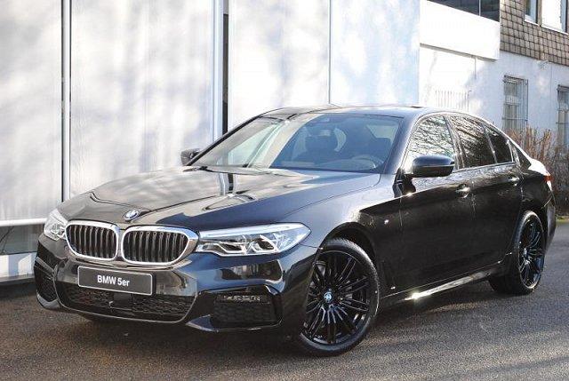 BMW 5er - 520d xDrive Lim AHK M-Sport Business Innovation