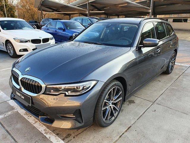 BMW 3er Touring - 320d Aut Sport Line Businesspaket LED