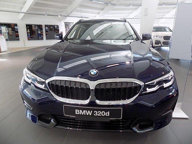 BMW 3er Touring - 320d Aut AHK SportLine Businesspaket