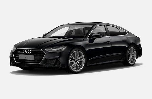 Audi A7 Sportback - Sb 50 TDI quattro tiptronic LED/S line/Leder
