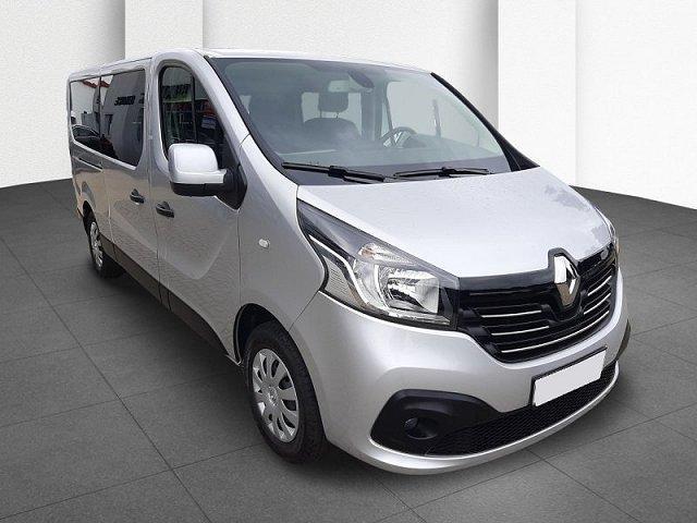 Renault Trafic - dCi 120 1,6 Grand Combi, Klima vorne und hinten