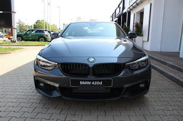 BMW 4er - 420d Coupé Sport-Aut M-Sport Business Innovation