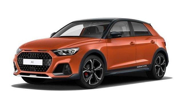 Audi A1 - citycarver 30 TFSI S tronic Virtual/S line