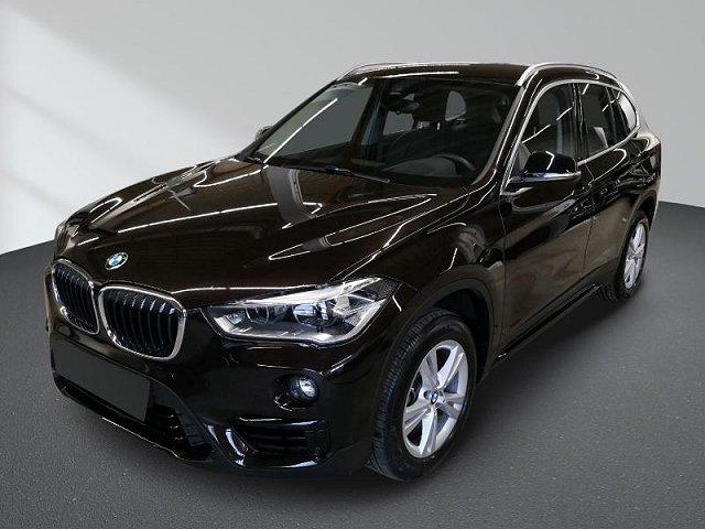 BMW X1 - xDrive20d Sport Line Steptronic Aut.AHK LED Head Up Navi