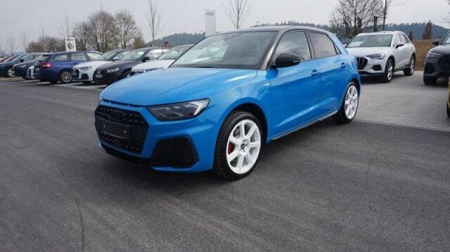Audi A1 - Sb sport 30 TFSI LED/Assist/BO/Navi