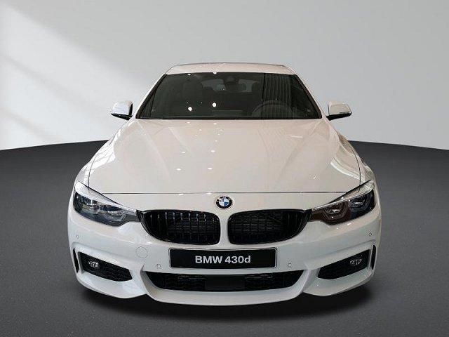 BMW 4er - 430d xDrive Gran Coupé Sport-Aut M-Sport Business