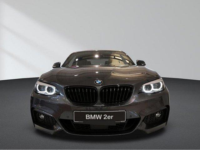 BMW 2er - 220i Coupé M-Sport+Businesspaket Parkassistent