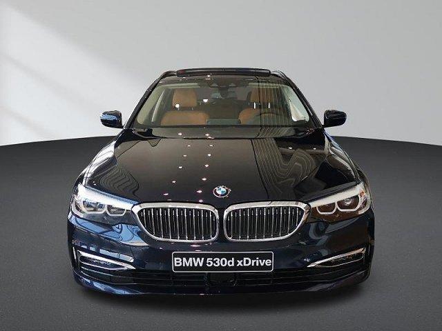 BMW 5er - 530d xDrive Touring AHK LuxuryLine Businesspaket