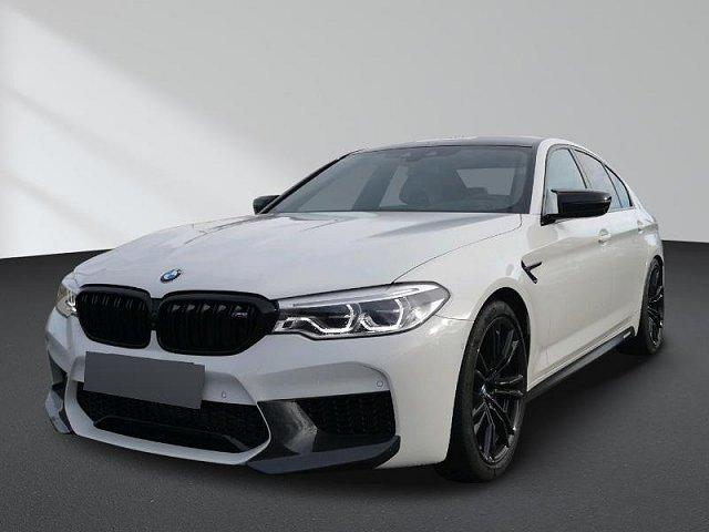 BMW M5 - Competition xDrive Paket