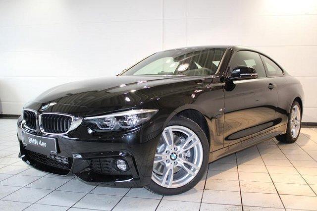 BMW 4er - 430d Coupé M-Sport Innovation Business Lordose